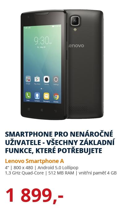 Lenovo Smartphone A