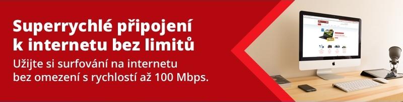 Levný a rychlý internet